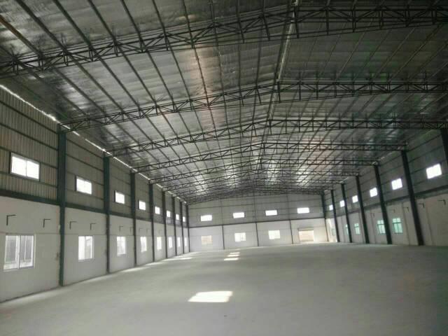 东城温塘新出钢构厂房
