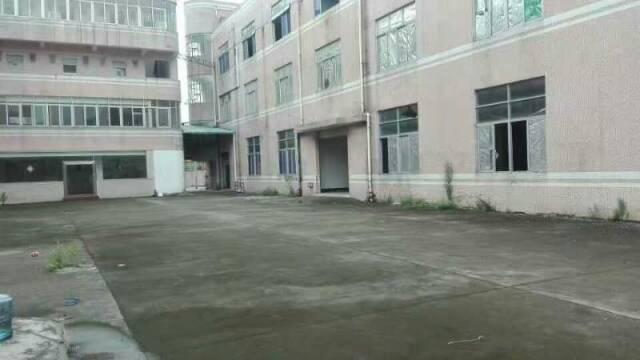 坪山三洋湖厂房分租1200平米