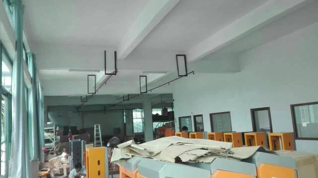 楼上带装修的厂房出租790平米