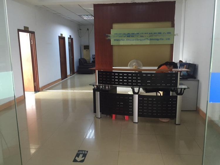 坂田新出带产线办公室现成招租1200平米