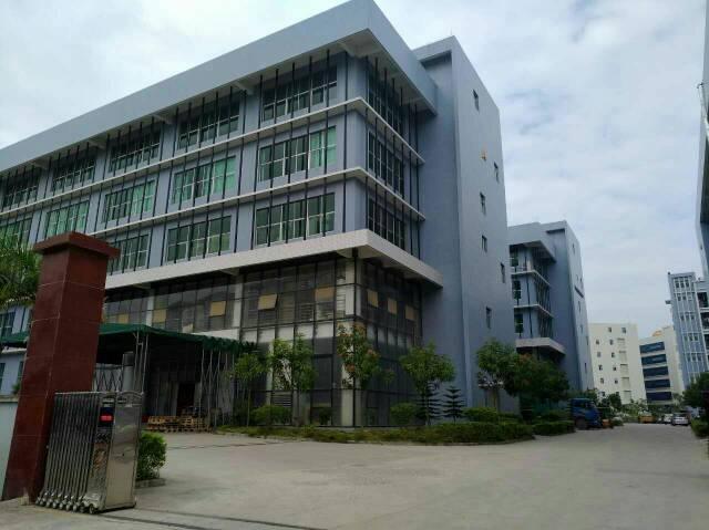 深圳最便宜厂房坪地高新园区厂房9000㎡招租