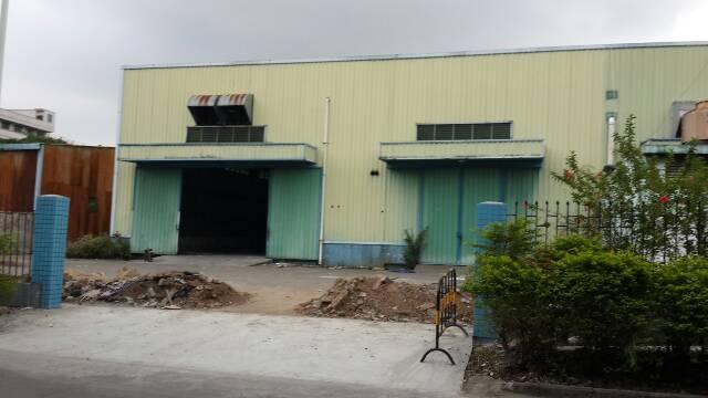2400平米轻钢结构厂房