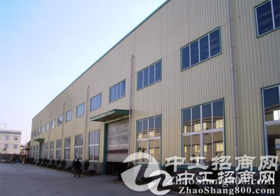 东莞横沥村委独院钢构厂房13000㎡招租—— 一楼9米高