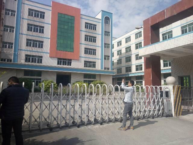 福永东方山水酒店附近带装修整层2200平米厂房出租