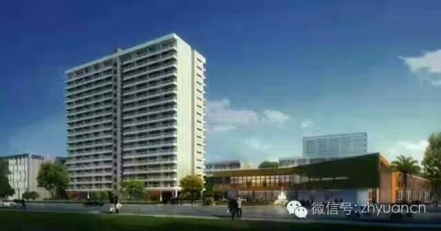 规划大型产业园分层出售、3000元/平起可按揭