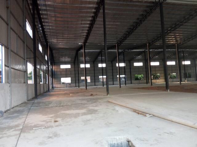 求一层钢结构厂房施工组织设计.独立基础