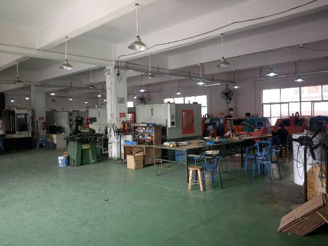 福永塘尾带精装修办公厂房招租1000平
