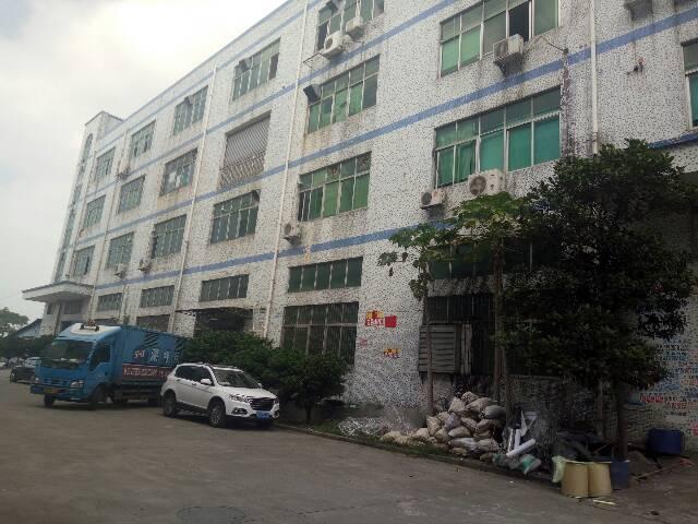 福永宝安大道1-4层7500平米厂房出租
