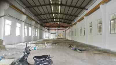 清溪大利原房东钢构厂房1300平米出租