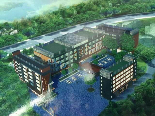 福永高新产业园独院18000平方
