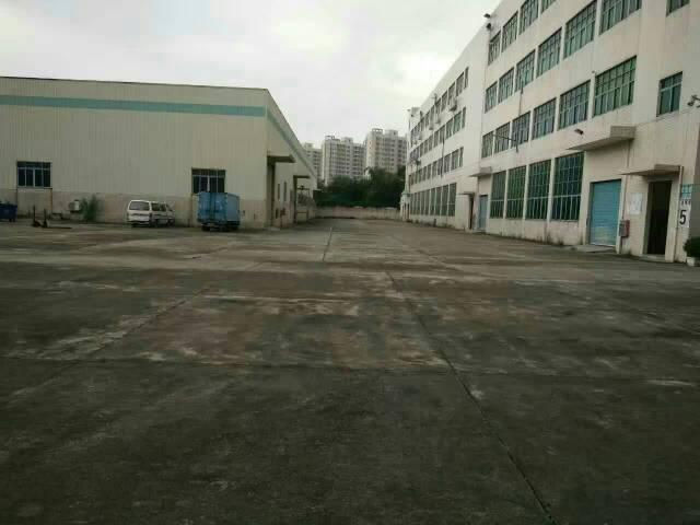 红本工业园出让宗地面积16500平 建筑面积约31000平