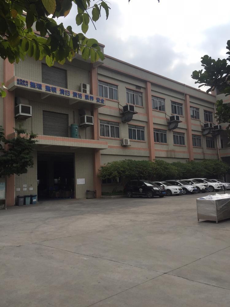 万江简沙州港口大道边1650平米标准楼房出租,形象非常好