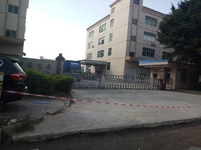 福永宝安大道1-4层7800平米独院出租