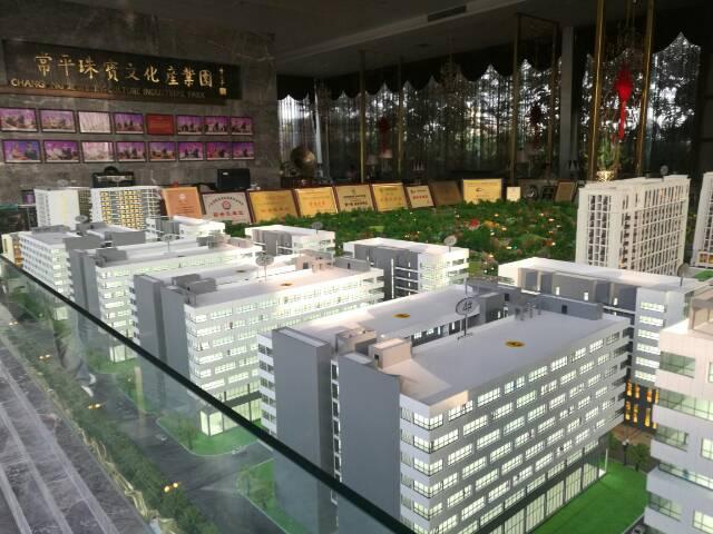 东莞常平镇中心47万平方米红本厂房出售