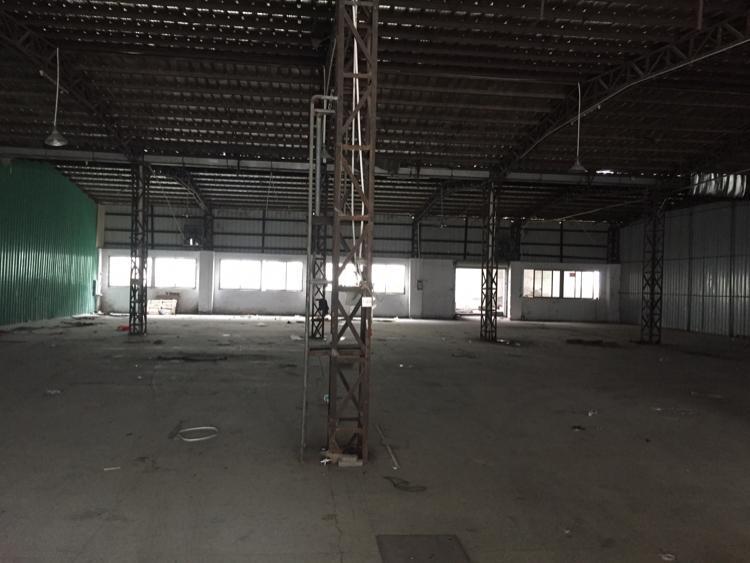 茶山镇单一层铁皮房污染优先1200平方