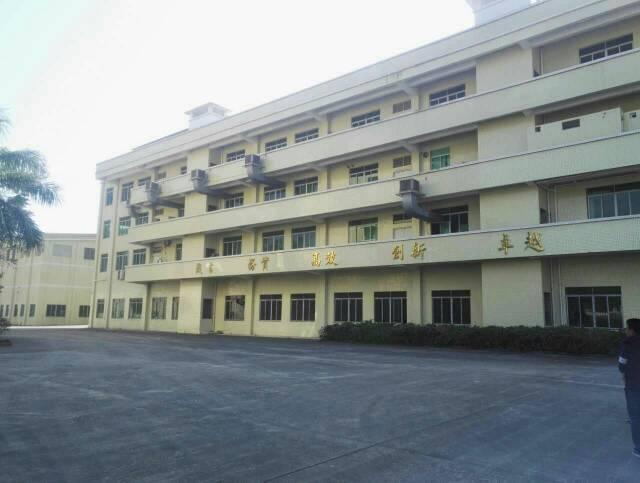 深圳最便宜厂房坪地六万平米标准厂房招租