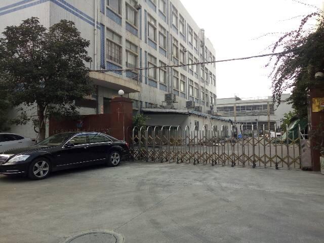 福永宝安大道独院1-4层8800平米厂房出租