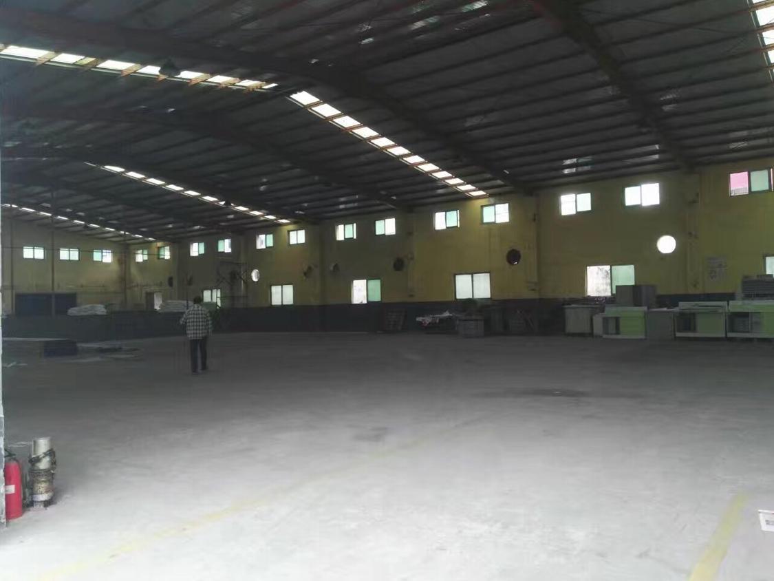 西乡独门独院钢构6000平方厂房出租