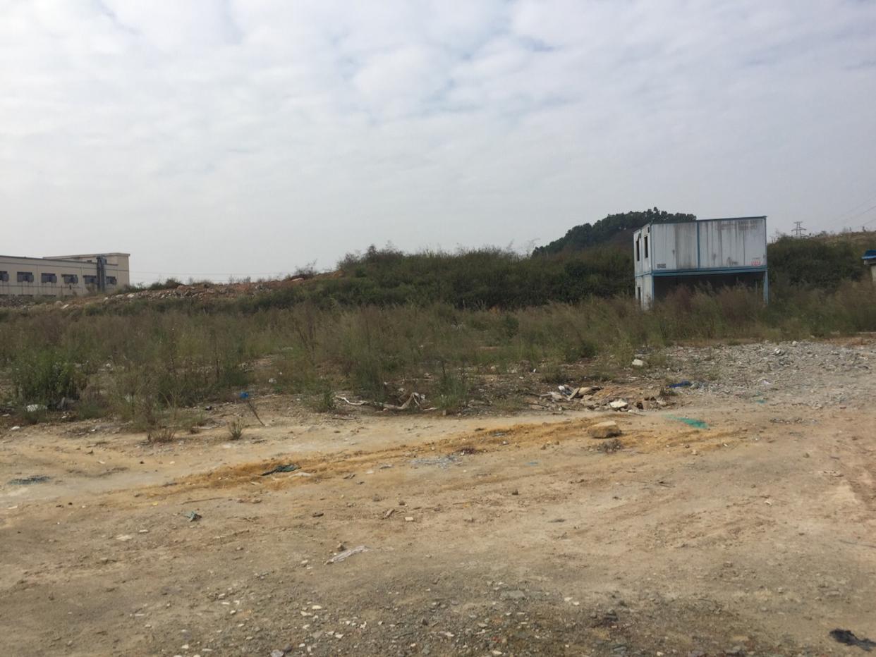 约100亩土地出售,产权清晰
