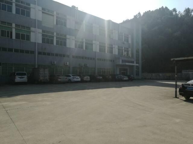 东莞市繁华工业区厂房(出售) 【1】项目参数 : 占地