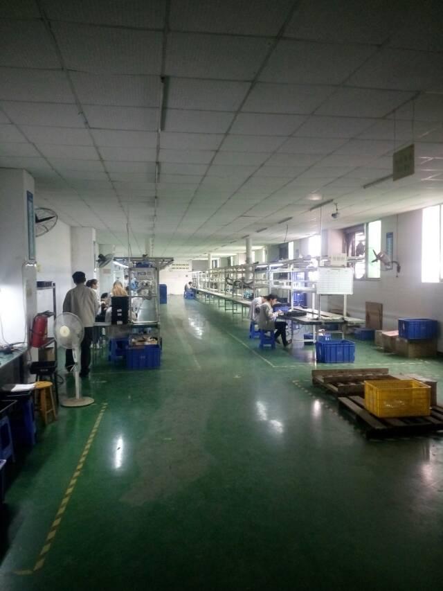 福永新和宝安大道边上带装修厂房招租1000平