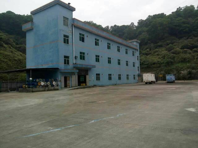 龙华新区观澜独门独院卖6157平方占地面积1.5万平方