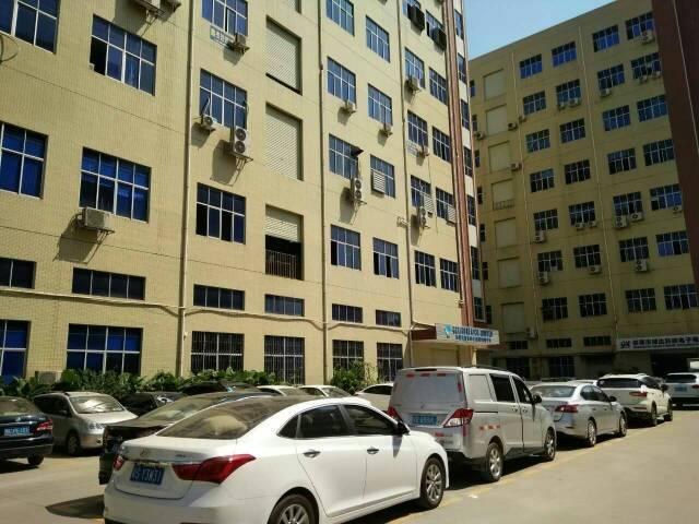 稀缺房源,松岗松福大道旁边楼上3600平米带豪华办公装修-图8
