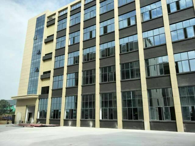 黄江镇靠公明全新独门独院21800平米标准厂房出租