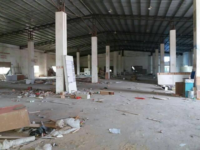 独院钢构4200平米出租可分租接受任何行业