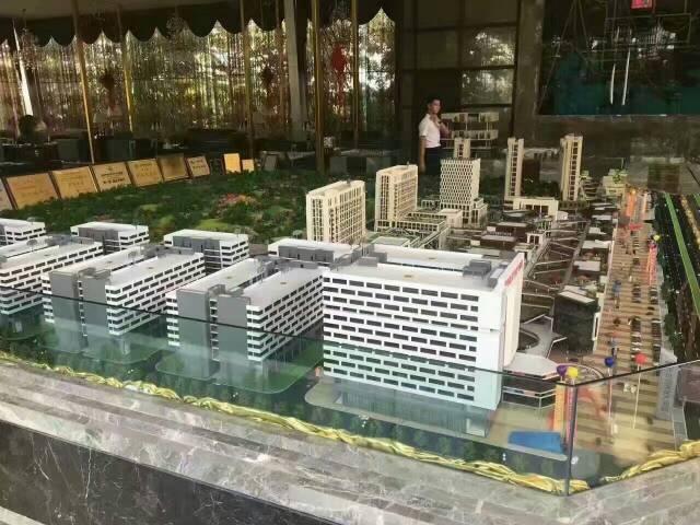 租厂房不如买厂房,常平产业转型基地300平米起卖-图2