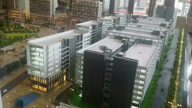 常平高新科技园,总面积18万平方,300方起卖,均价4500