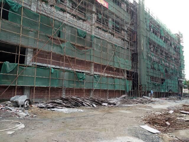 东莞市大朗镇富民工业城9200平方在建厂房出租