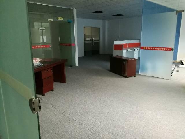 横岗大厦精装修商务楼大小分租