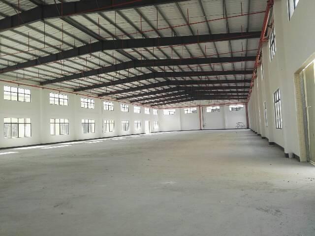 民治华兰物流园全新30000平方物流仓库开租了