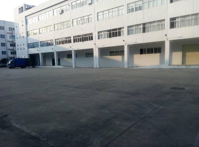坪山大工业区一楼标准厂房