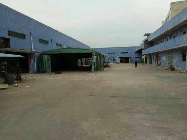 坪山独院钢构厂房出租3300平米