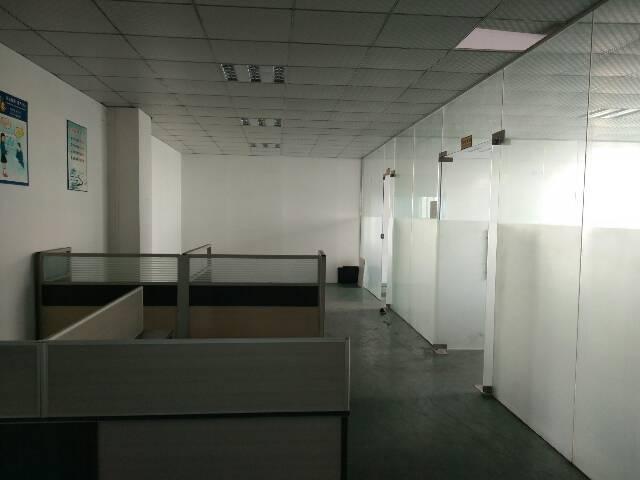 大朗镇中心新出现成装修毛织厂房1450平方招租