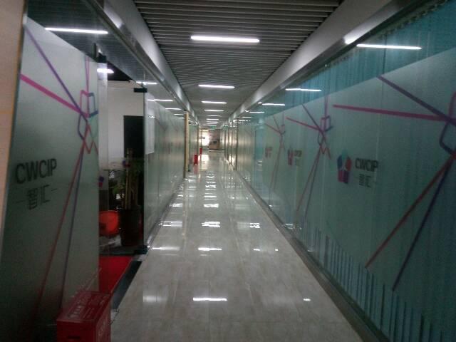 福永桥头地铁口全新写字楼100平方米起租