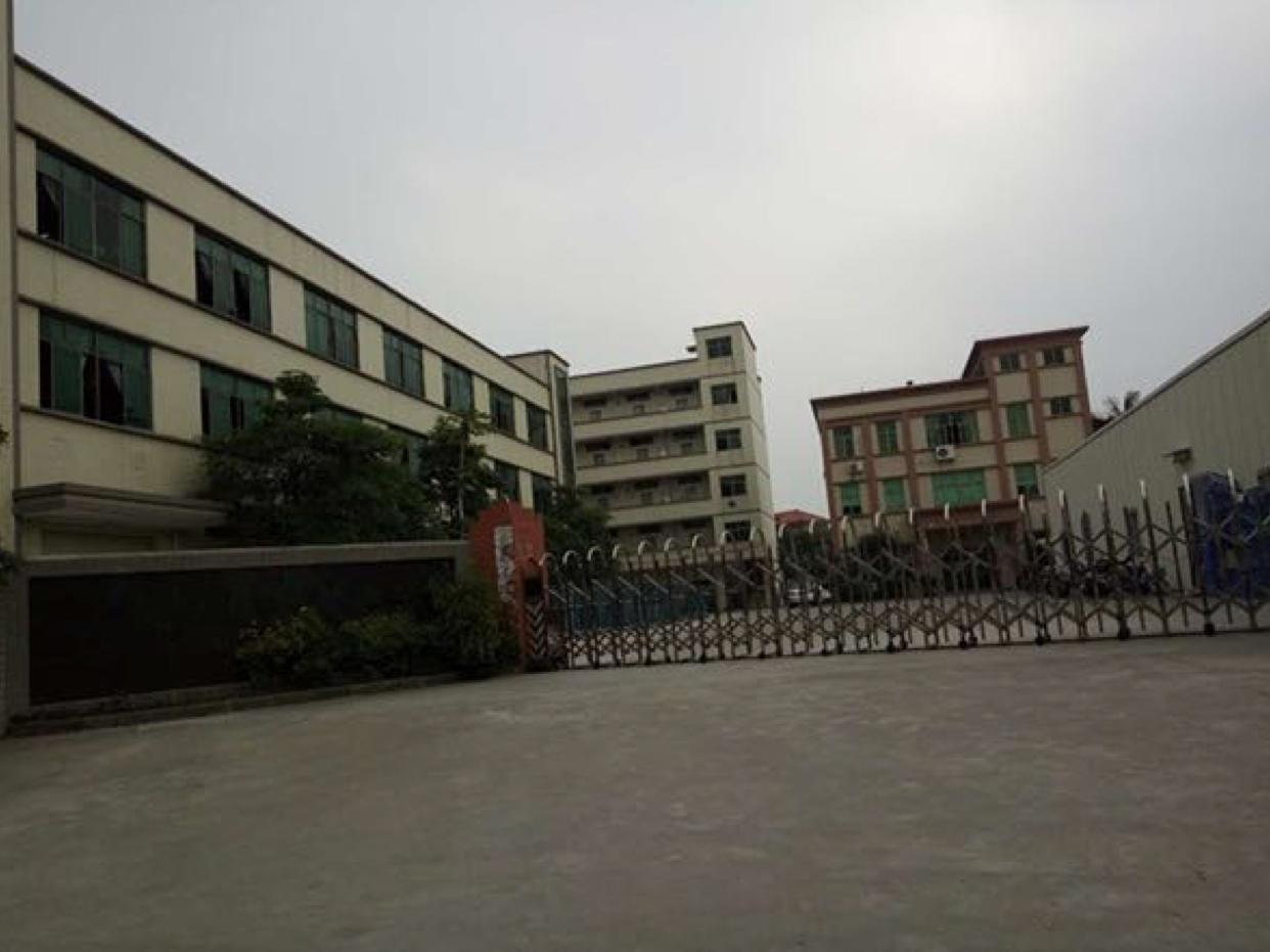 清溪三中工业区新出二楼带装修厂房1800平方出租