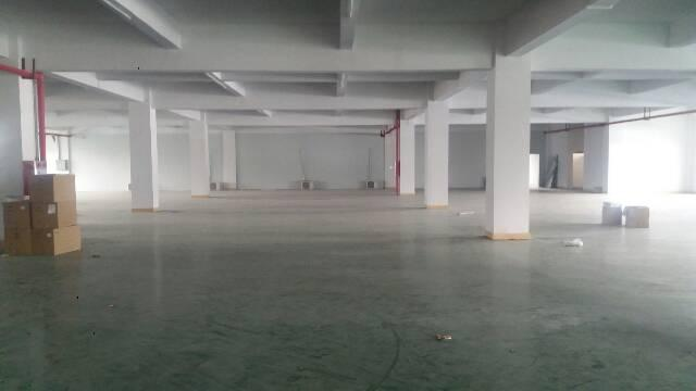 黄江镇靠近公明新出750平方标准厂房