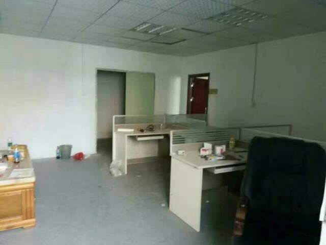 沙井南环立交独门独院2楼350平方精装修厂房