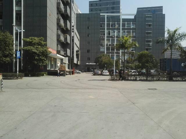 龙华福龙路出口花园式厂房红本9500平1-2层-图4