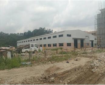 东莞大朗镇富民工业城内13000平米钢构厂房出租