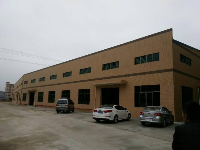 独院砖墙到顶单一层厂房4000平方现房招租