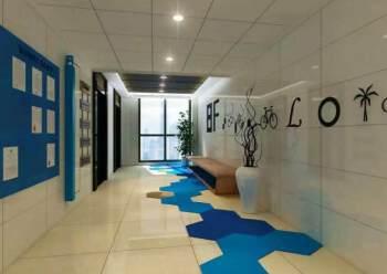 清湖地铁口高端写字楼180平,豪华装修,实用率高,无需转让费图片3