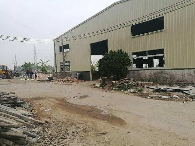 大朗镇新岀独院单一层厂房2000平方