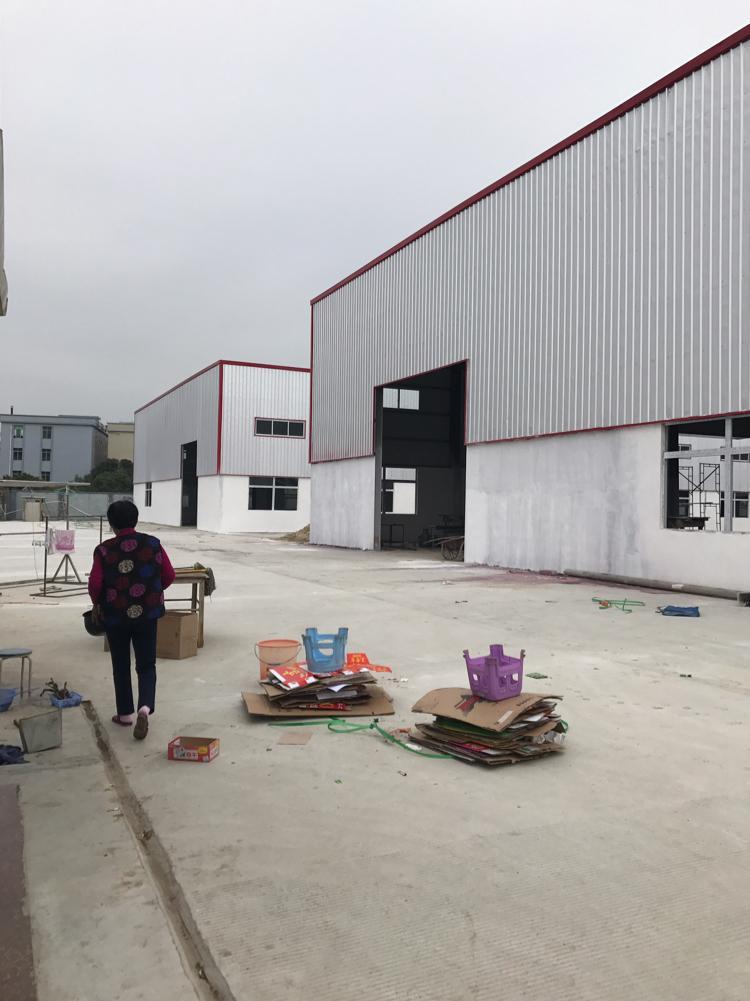 大朗全新三栋单一层独院厂房招租,原房东直租