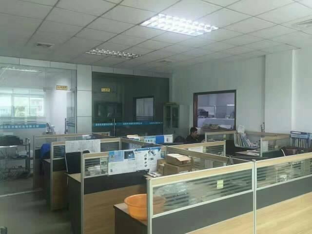 沙井蚝四工业园新出二楼760平方,带装修。-图4