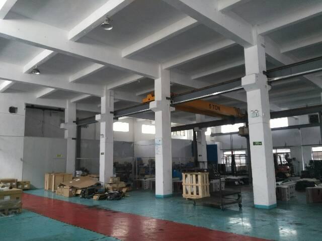 虎门南栅带牛角标准一楼厂房招租面积2300平租9元电315