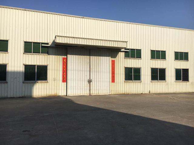 企石镇独栋单一层钢构车间2600平方9米高岀租,可做仓库或加工厂